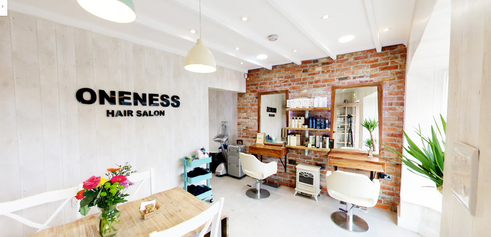 Oneness Hair Salon Interior Design Build
