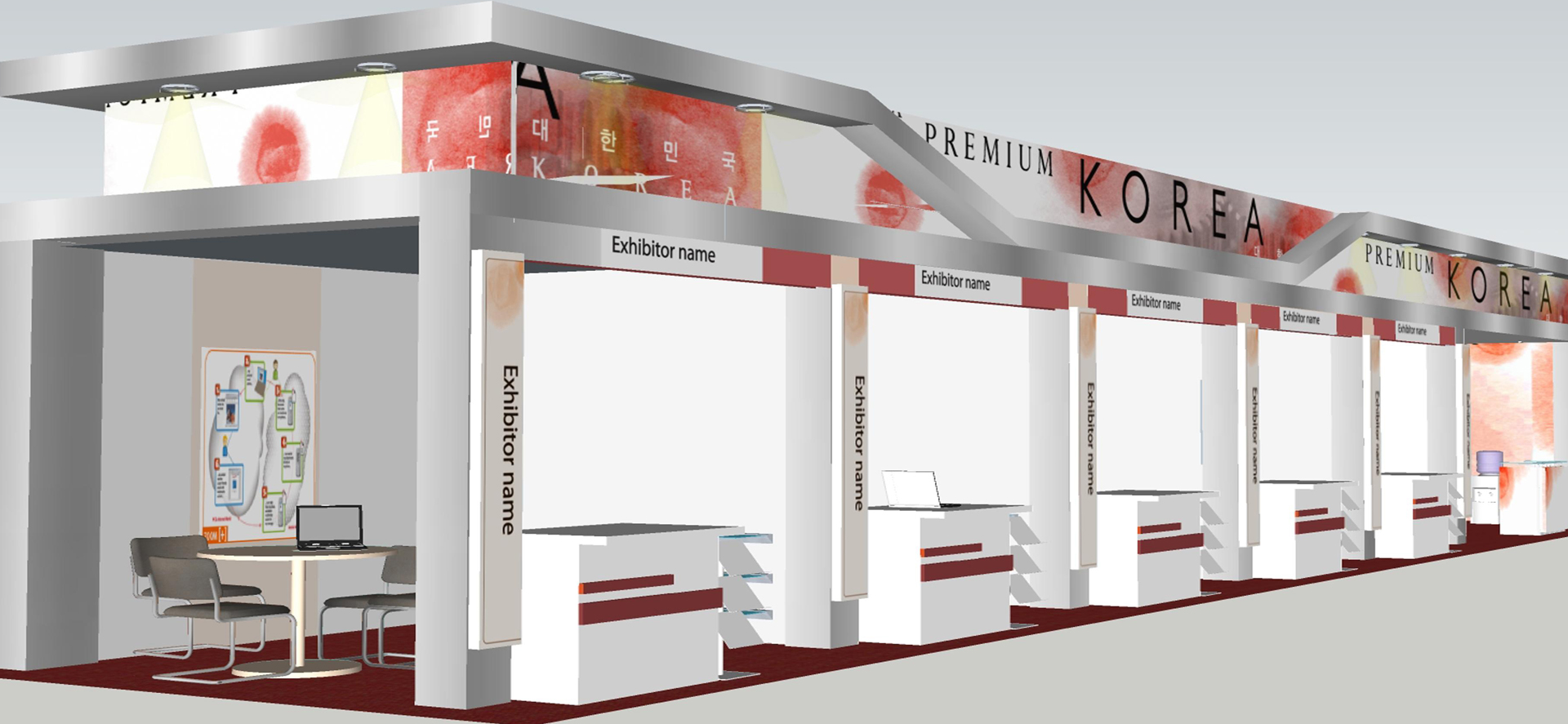Exhibition Stand Design Brief Template : Exhibition stand design exibition t